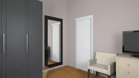 San Jose Utopica cuarto2 - Bedroom - by Arianis Gutirrez Vannucci