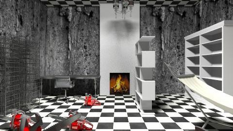 villain lair - by Ellieando