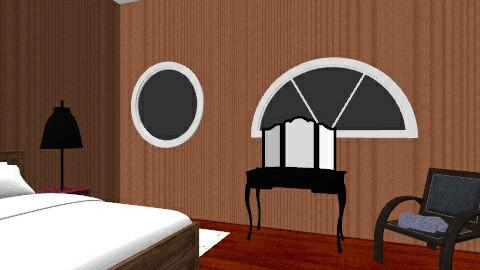 room 01 - Bedroom - by henneke