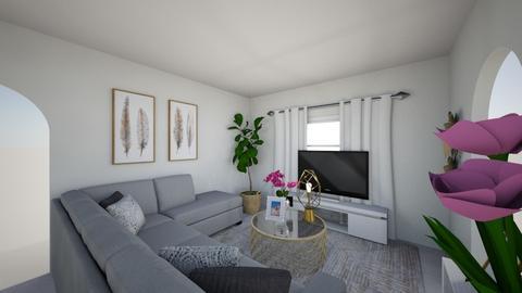 Mama - Living room - by Jenniffer_jv