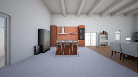 Andrea kitchen 2 - Kitchen - by andrea01