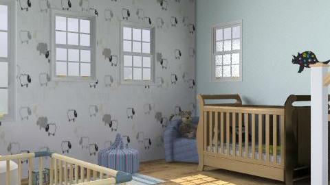 Baby's room - Classic - Kids room - by Aimee Hall