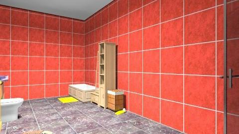 family bathroom - Eclectic - Bathroom - by cami910
