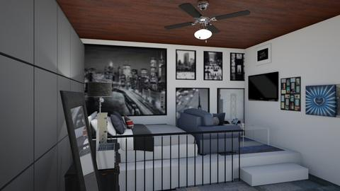 Ajas Fort - Living room - by AJBax930