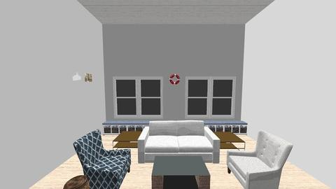 Nautical Home - Living room - by Jhende