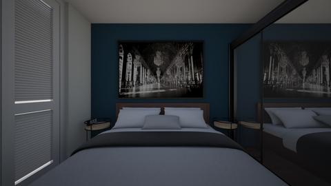 sypialnia 2 - Bedroom - by kassandraslu