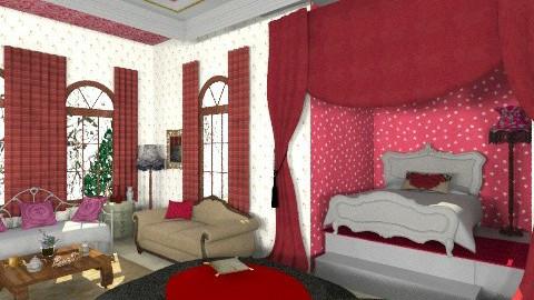 Kingdom 2 - Glamour - Bedroom - by health