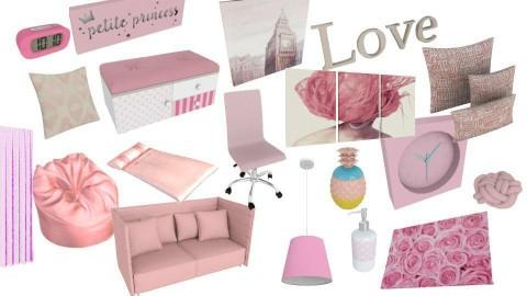 Pink - by designer71034