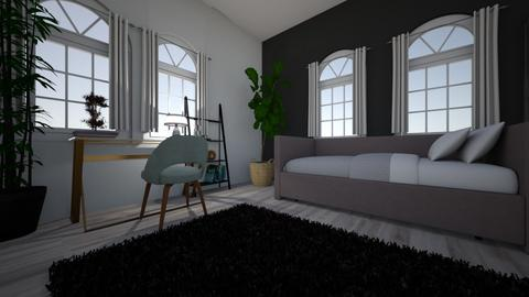 Bedroom Idea One - Bedroom - by xdeane