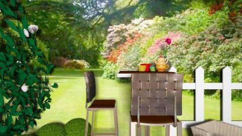 Garden - Garden - by HermioneJMalfoy