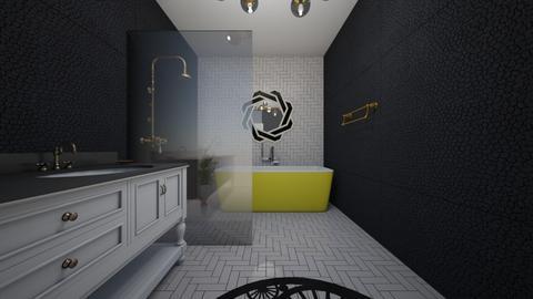 dsgnn - Bathroom - by dianamron