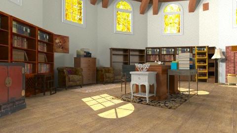 detective - Vintage - Office - by hetregent
