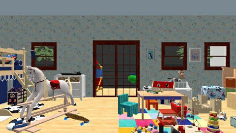 Kids room - Eclectic - Kids room - by Beta Vincze
