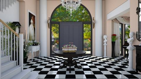 Design 430 Elegant Entry - by Daisy320