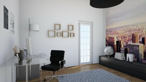 tyohuone2 - Office - by lumiveistos