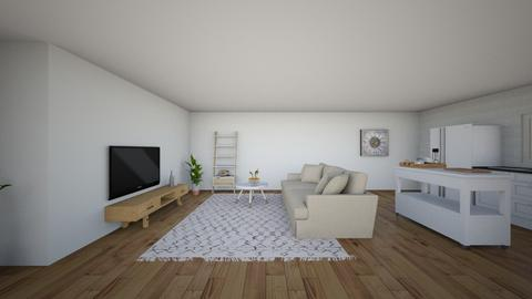 fanasy - Living room - by ippie