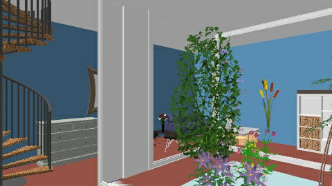 Open Living room - Modern - Living room - by henneke