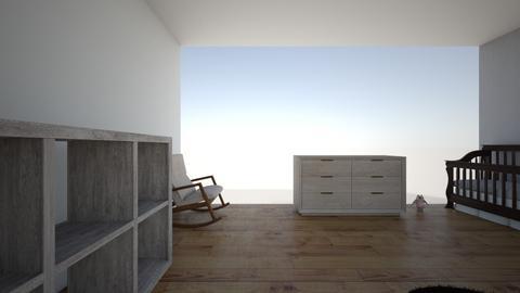 nursery - Bedroom - by avareynolds19