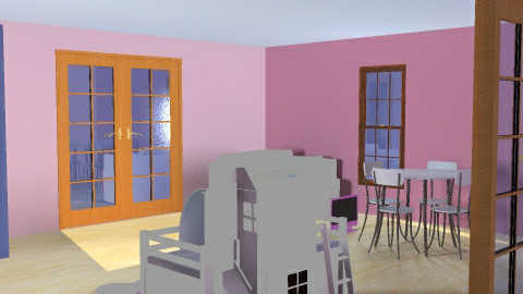 pink dream room. AND IT'S MINE - by navdeep