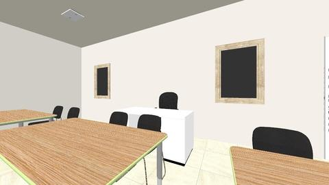 Health Room - Office - by nickysto0