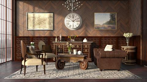 Heure De Grace - Classic - Living room - by Lifandus