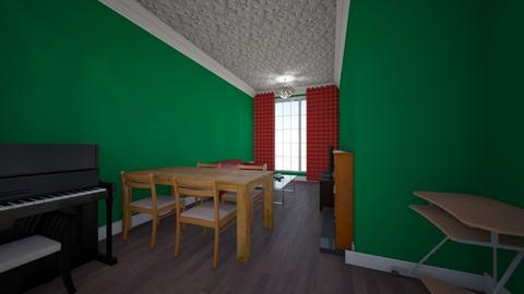 trial 5 - Living room - by OL27