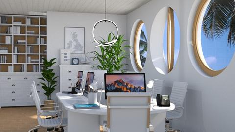 Nautical office - by sukica