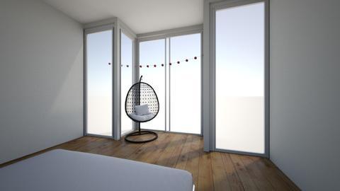 dunno  - Bedroom - by Deanna Kelleher