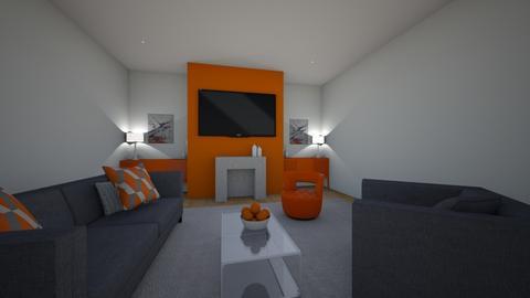 Orange Living - by bobbyflayy