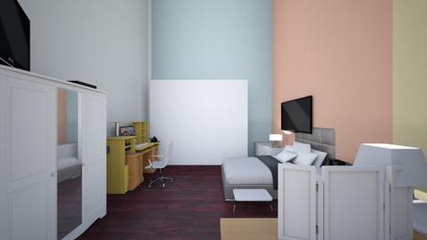 10112019_1Bedroom_2 - Modern - by Everybodyloveskm