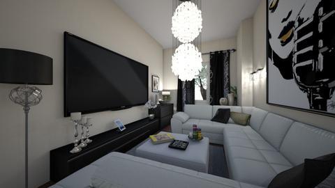 livingroom - Modern - Living room - by emi lengyel
