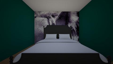 horses - Bedroom - by DanaGabay