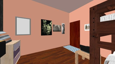 kamar aik - Classic - Bedroom - by arielavilasaktya