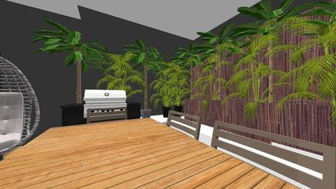 Outdoor Entertaining - Garden - by nitapearsonnz