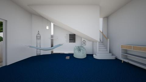 Basement - Living room - by love room