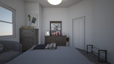 ines 2 - Bedroom - by carmenouloulou
