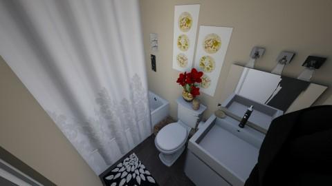 Bathroom - by sulks1241