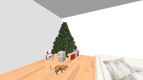 christmads - Living room - by colliani000