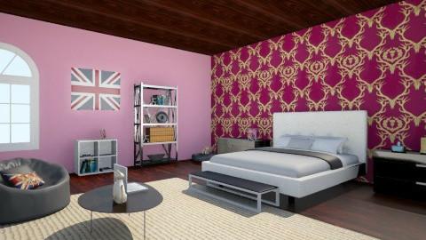 habiatcion3 - Bedroom - by julie55p