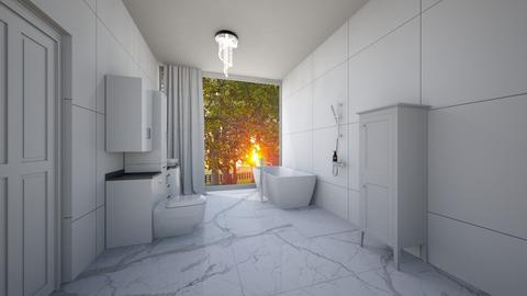 Dream Home_4th Floor_Bath - Bathroom - by ayeshxhoney