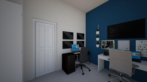 Office 2 - Kids room - by esvatsaas