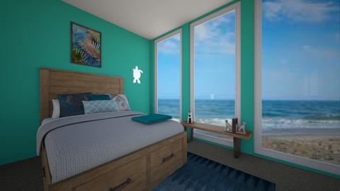 Katelyn secret room - Bedroom - by SurfingforJesus