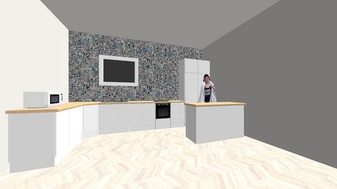 apartment - by Diana Rade
