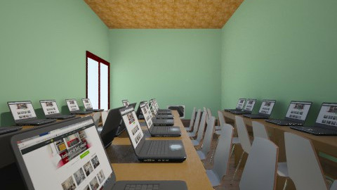 salon pc - Office - by goyominero3443