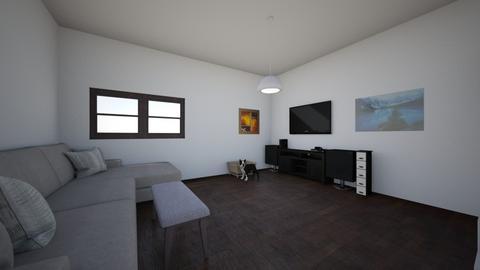 Dream living room - Living room - by JacianSantiago
