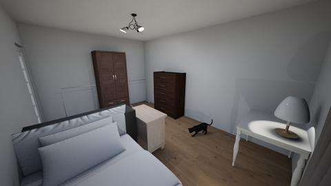 tak bylo TEZ 8 - Bedroom - by kassqqaa