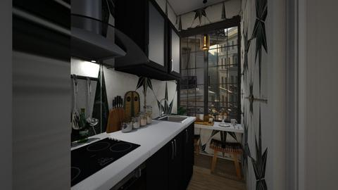 Casa309Kitchen - Vintage - Kitchen - by nickynunes