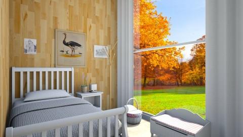 AUTUMN ROOM - Living room - by Monica V Seke