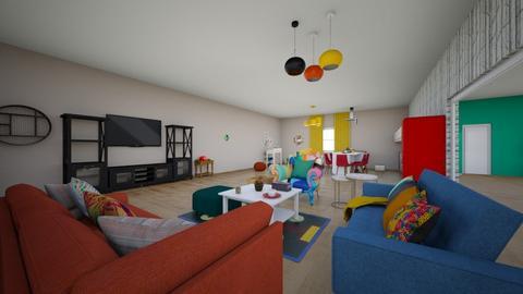 4N1K - Living room - by sarah_krknawi511