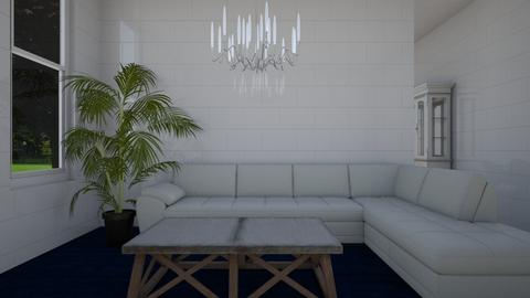 Blue Pop For Contest - Modern - Living room - by zwsclb